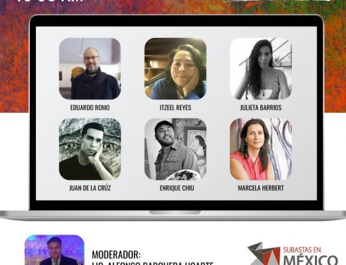 Primer Panel con Artistas – Subasta Teletón – Amarte Arte Incluyente