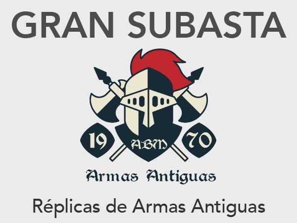 Subasta de Armas Antiguas