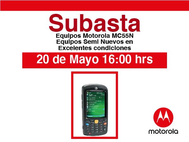 Motorola MC55N