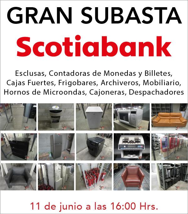 Gran Subasta Scotiabank