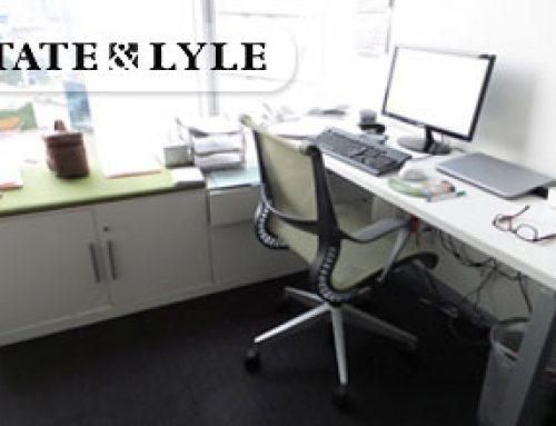 Tate & Lyle: Subasta de mobiliario semi nuevo Herman Miller