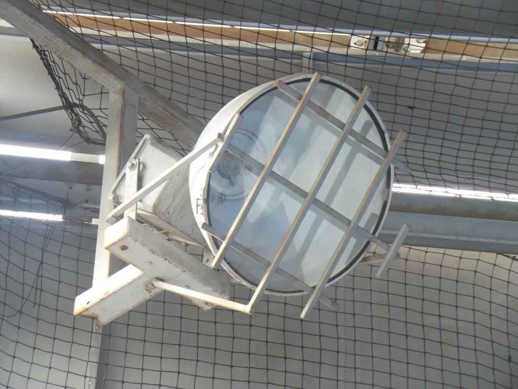 Luminarias para cancha de futbol
