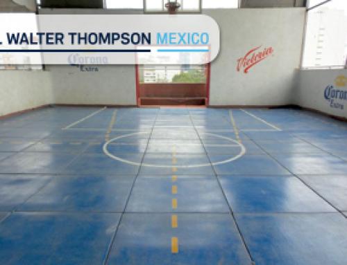 J. Walter Thompson México Subasta Online de Cancha de Futbol Rápido Junio 2017