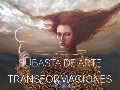 Subasta de Arte - Transformaciones