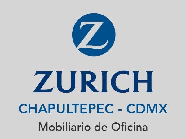 Subasta Zurich - Mobiliario y Equipo de Oficina en Chapultepec, Ciudad de México