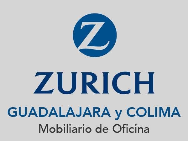 Subasta Zurich - Mobiliario y Equipo de Oficina en Guadalajara y Colima